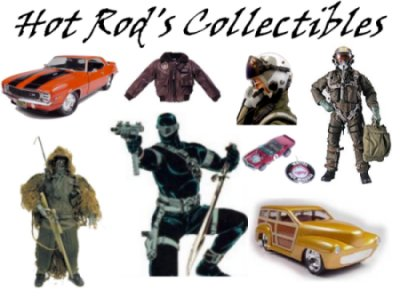 Hot Rod's Collectibles
