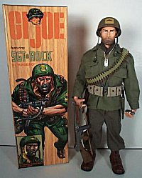 Sgt. Rock out of the box!