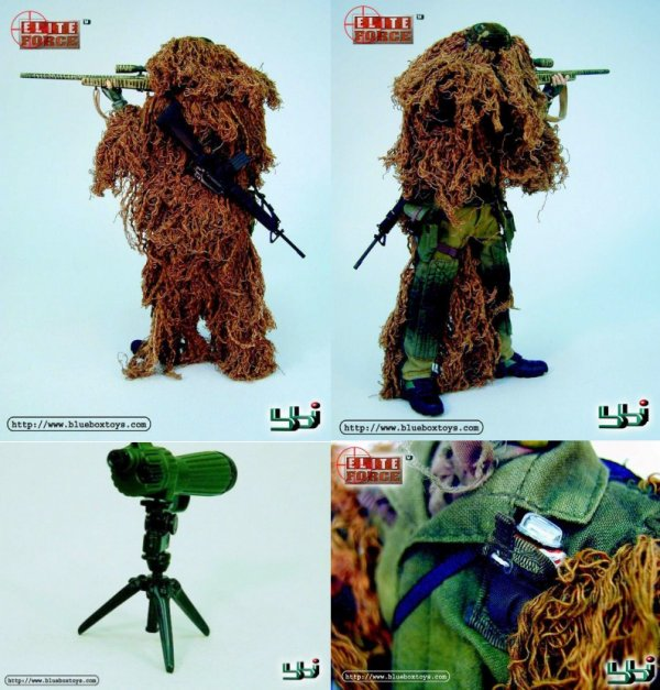 More USMC Sniper imagery